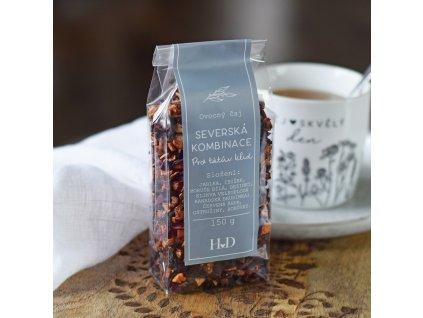 Ovocný čaj - Severská kombinace (Pro tátův klid)