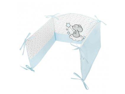 3-dílné ložní povlečení Belisima Cute Mouse