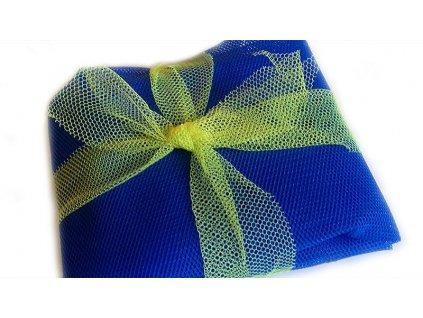Sáčkovka Ekologická taška nákupní modrá