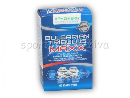 VemoHerb Bulgarian Tribulus Maxx 60cps