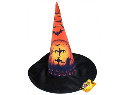 Klobouk pro dospělé Halloween