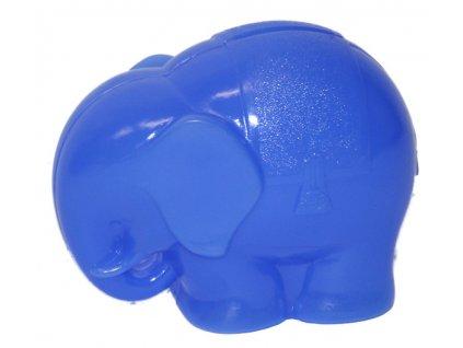 Pokladnička plastová slon