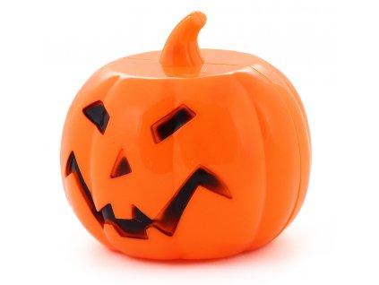 Dekorace dýně Halloween zvuk a světlo