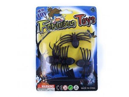 Pavouk - dekorace na Halloween