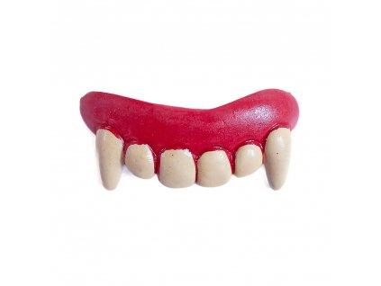 Zuby upíří gumové dospělé