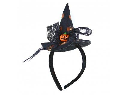 Klobouk mini Halloween