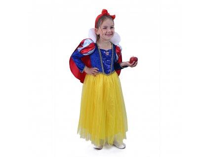 Dětský kostým Sněhurka (S)