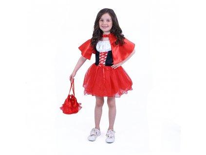 Dětský kostým Karkulka (S) e-obal