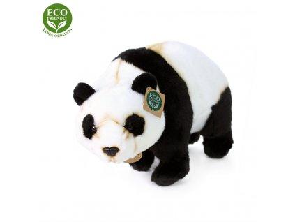 Plyšová panda 36 cm ECO-FRIENDLY