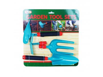 Zahradní nářadí v setu 4 ks