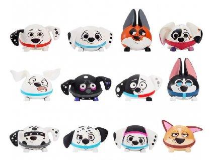 Figurky Mattel Disney 101 Dalmatinů