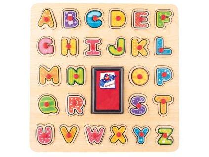 Razítka/Puzzle ABC