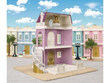 Město - elegantní městský dům  + Dárek zdarma
