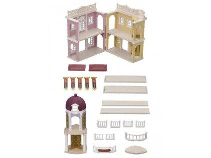 Město - velký obchodní dům