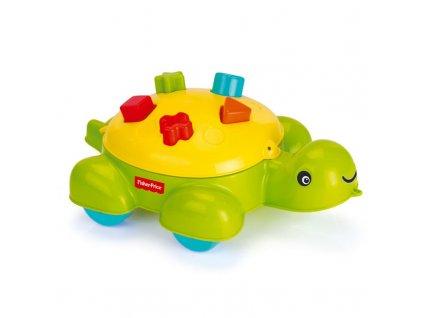 Želva prostrkávadlo Fisher Price