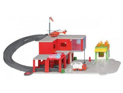 SIKU World - požární stanice
