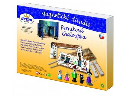 Divadlo magnetické - Perníková chaloupka
