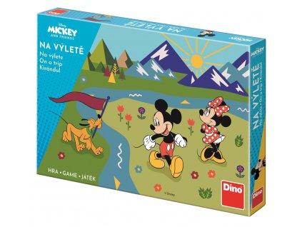 Hra Mickey a kamarádi na výletě
