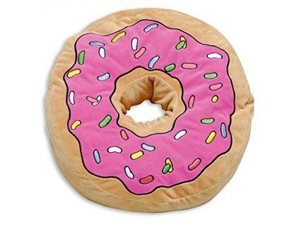 Mini polštář Simpsonovi - Donut