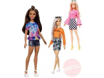 MATTEL BRB Barbie modelka panenka fashion obleček různé druhy