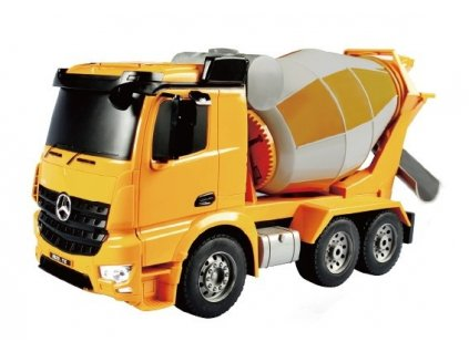 Domíchávač MIX Mercedes-Benz Arocs 1:26 2.4GHz  + Dárek zdarma