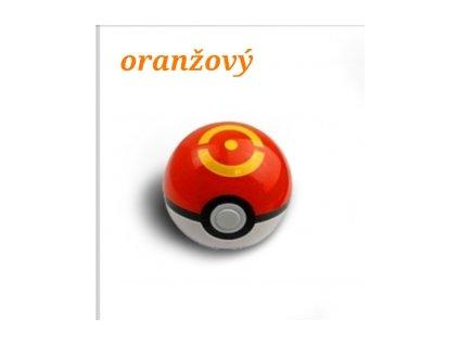 Pokémon PokeBall (Oranžový)