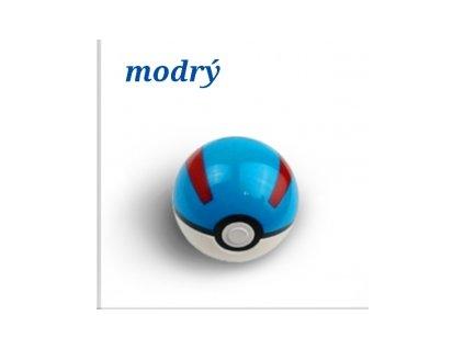 Pokémon PokeBall (Modrý)