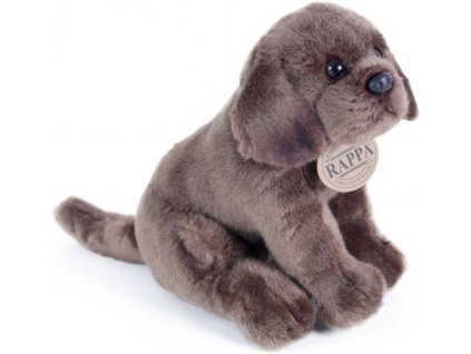 PLYŠ Pes labrador 20cm sedící 2 barvy*PLYŠOVÉ HRAČKY*