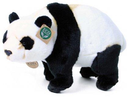 PLYŠ Medvídek panda stojící 36cm Eco-Friendly *PLYŠOVÉ HRAČKY*