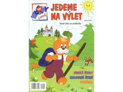 """Časopis """"WOODYLAND"""" SPECIÁL, Jedeme na výlet"""