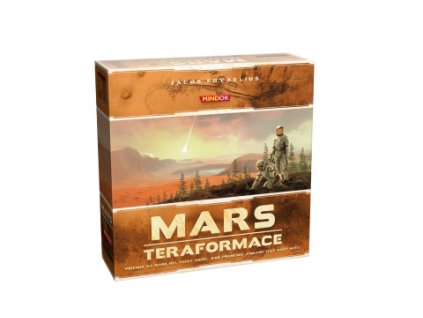 MARS: teraformace  + Dárek zdarma