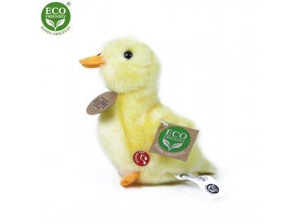 Plyšová kachna 13 cm ECO-FRIENDLY - bez zvuku