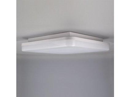 Solight LED venkovní osvětlení, přisazené, čtvercové, IP54, 15W, 1150lm, 4000K, 22cm