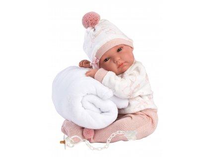 Llorens New Born holčička 63570