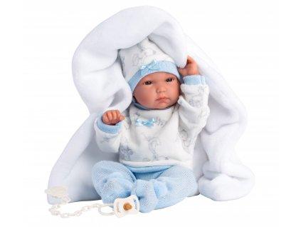 Llorens New Born chlapeček 63571