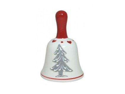 Zvoneček se stromečkem a držákem