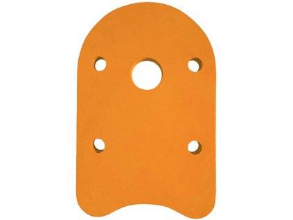 MATUŠKA-DENA Plovák Dena 48x30cm oranžový plavací deska