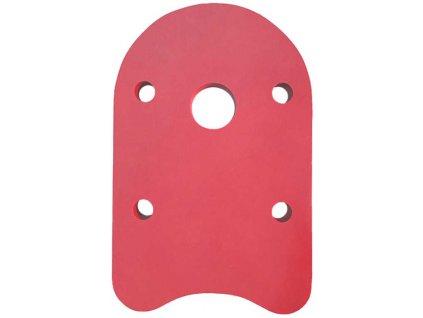 MATUŠKA-DENA Plovák Dena 48x30cm červený plavací deska