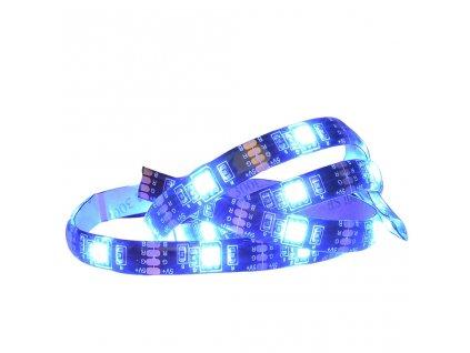 Solight LED RGB pásek pro TV, 2x 50cm, USB, vypínač, dálkový ovladač