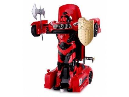 GT3 Transformer 1:14 2.4GHz RTR - červená  + Dárek zdarma