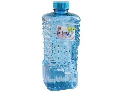 Náplň náhradní do bublifuku 1 litr 4 barvy v plastové láhvi