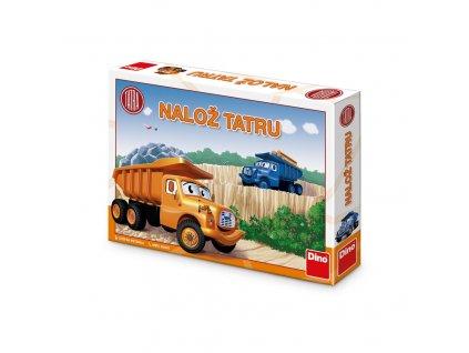 Hra Nalož Tatru