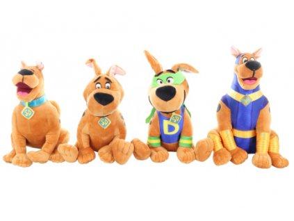 Plyšový pes Scooby Doo 28 cm