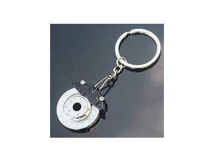 Brzdový kotouč - klíčenka