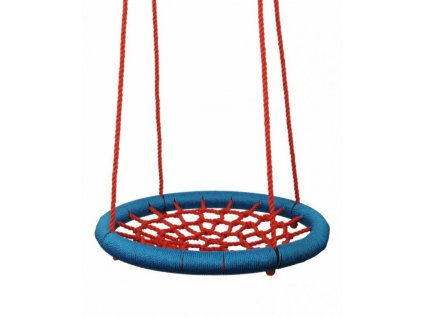 Houpací kruh (průměr 85cm) - červený  + Dárek zdarma