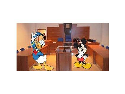 Sluchátka - Kačer Donald