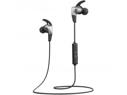 MPOW Stamina - sportovní bluetooth sluchátka, černé