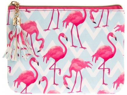 Peněženka - Flamingo bay