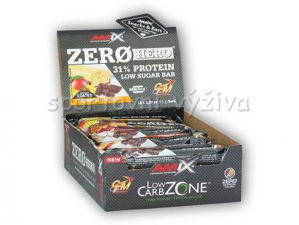 15x Zero Hero High Protein Low Sugar Bar