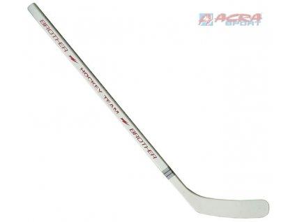 ACRA Hokejka plastová 85 cm rovná